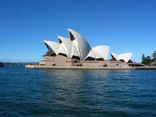 悉尼歌剧院远景