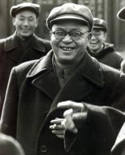 1964年春的吴晗