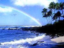 太平洋上的明珠——夏威夷岛