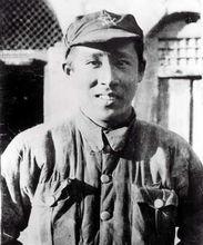 1936年长征到达陕北后的廖承志